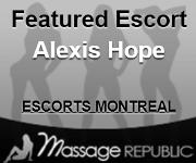 Escorts in Montreal - Massage Republic